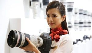 Daftar Harga Kamera DSLR Canon 2019