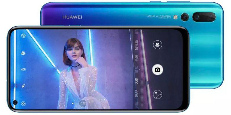 Spesifikasi Huawei Nova 4