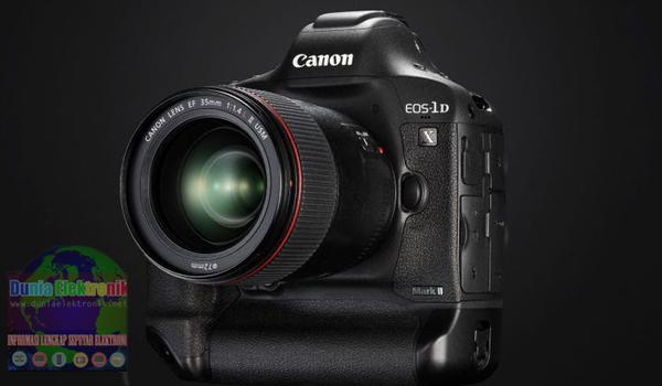 Kamera DSLR Canon EOS-1DX Mark III
