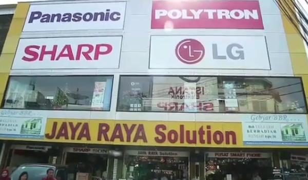 Toko Elektronik Terbaik di Kota Palembang