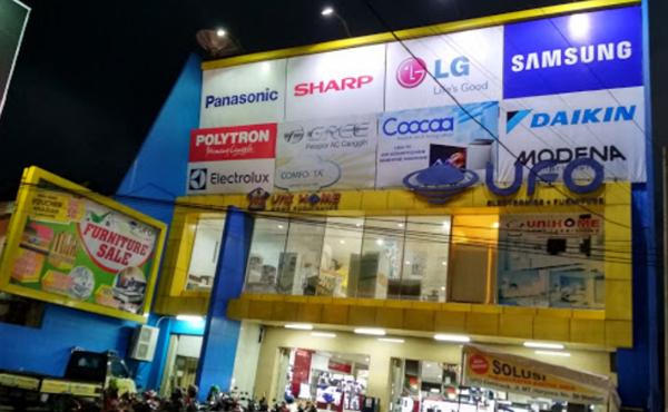 toko elektronik terbaik di Madiun
