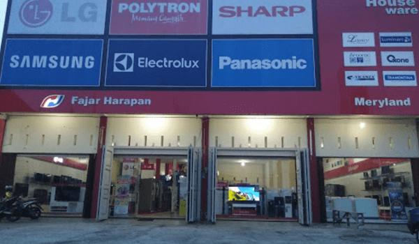 toko elektronik terbesar di bukittinggi
