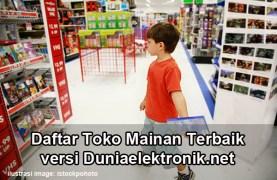 Toko Mainan di Banda Aceh