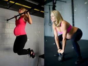 Kontroversi Terhadap Ibu Hamil Melakukan Gym
