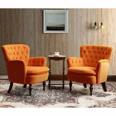 Kursi Sofa Single Elegan Set