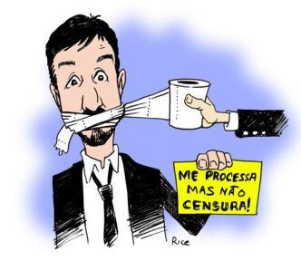 Resultado de imagem para censura na internet charges