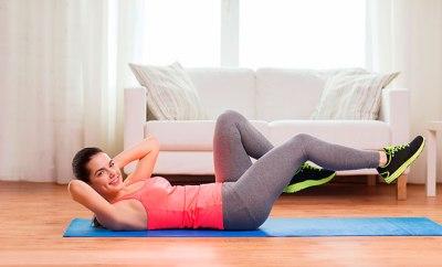 ejercicios para perder peso en casa