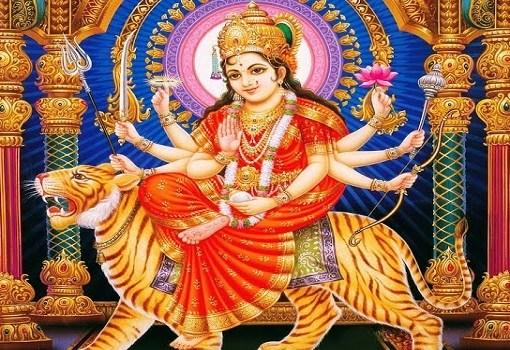 श्री दुर्गा माता, Shri Durga Mata - DuniyaSamachar