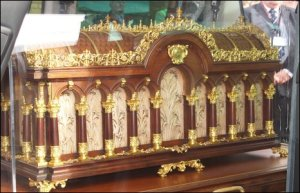 Visit of the Relics of St Thérèse of Lisieux