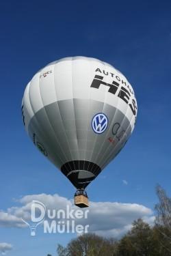 hot air ballonteam kassel # 33