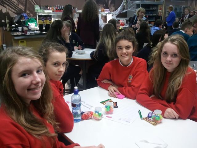 Aoife Sheehy, Chloe Warde, Sarahkate Nestor and Caitriona Ronayne.