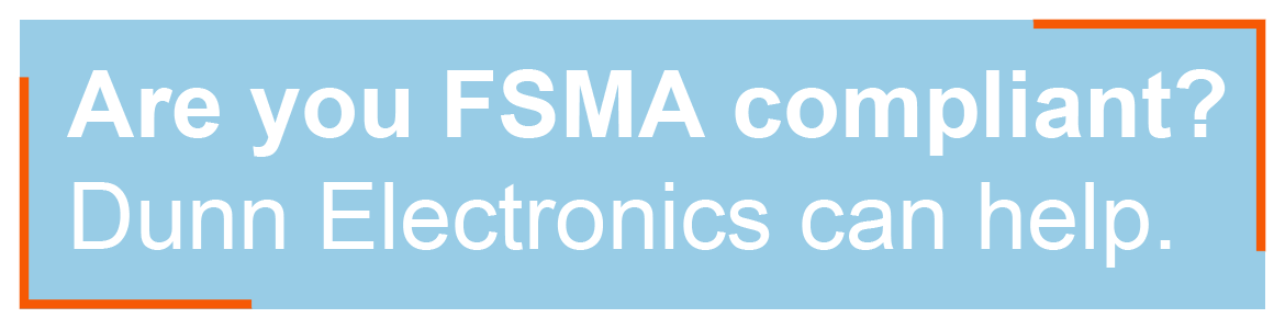 FSMA compliance link to information and product