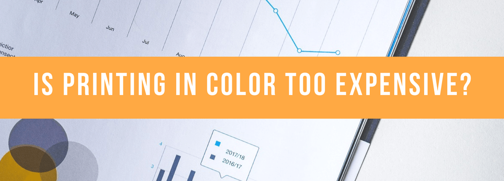 What Does It Cost Most Organizations To Print Color Documents