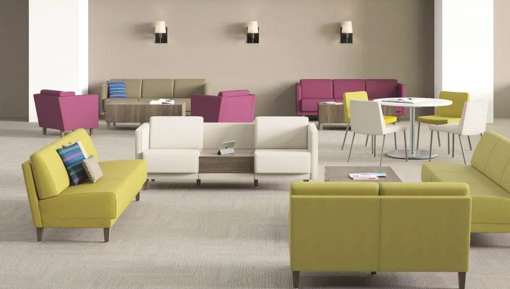 designated customer seating area