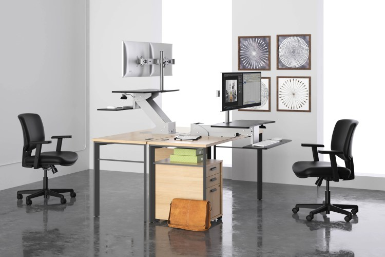 Top office furniture trends for 2018 for Furniture 2018 trends