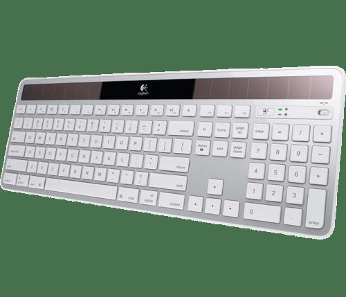 solar powered mac keyboard