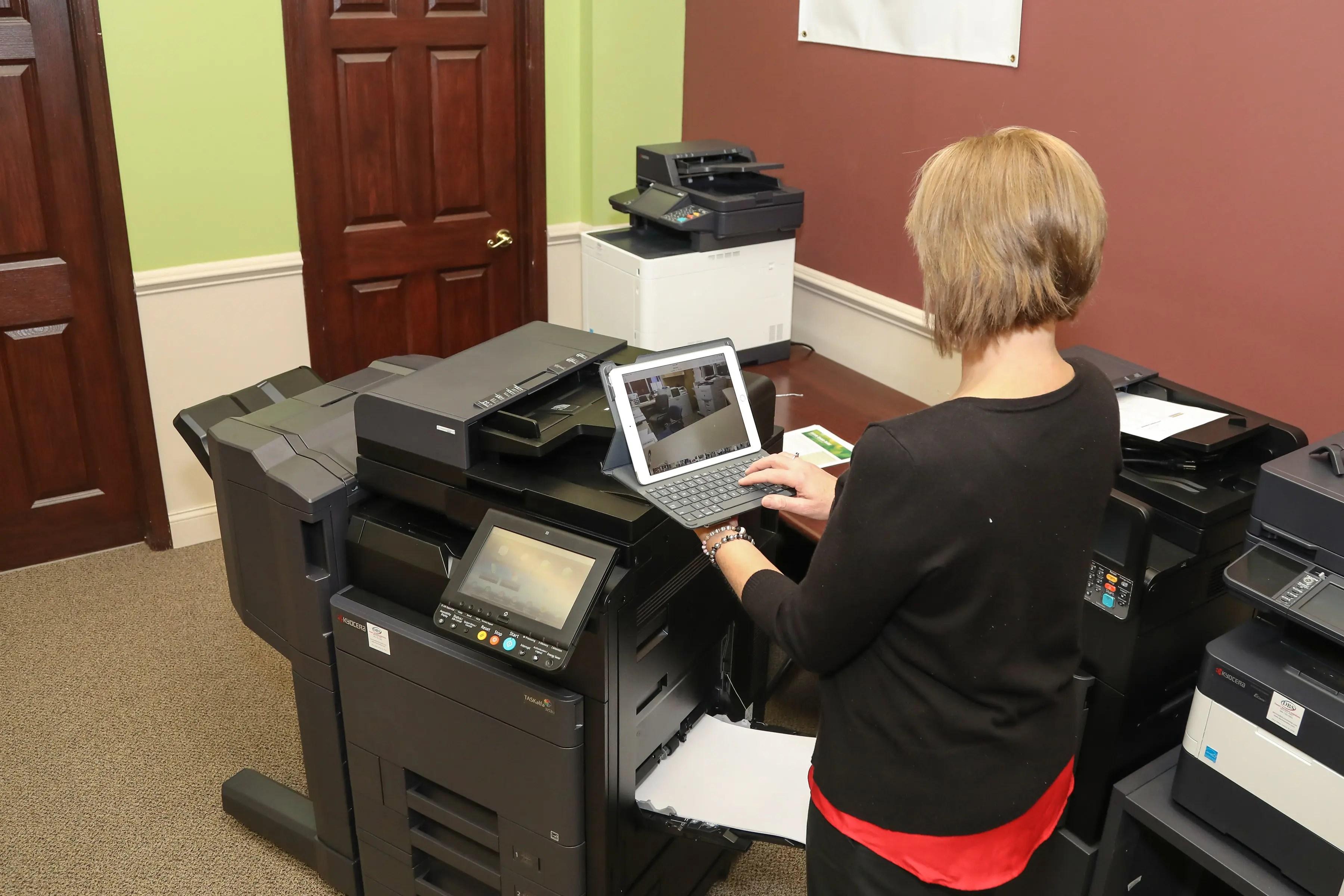 copier features for schools
