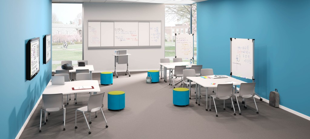 classroom moveable furniture