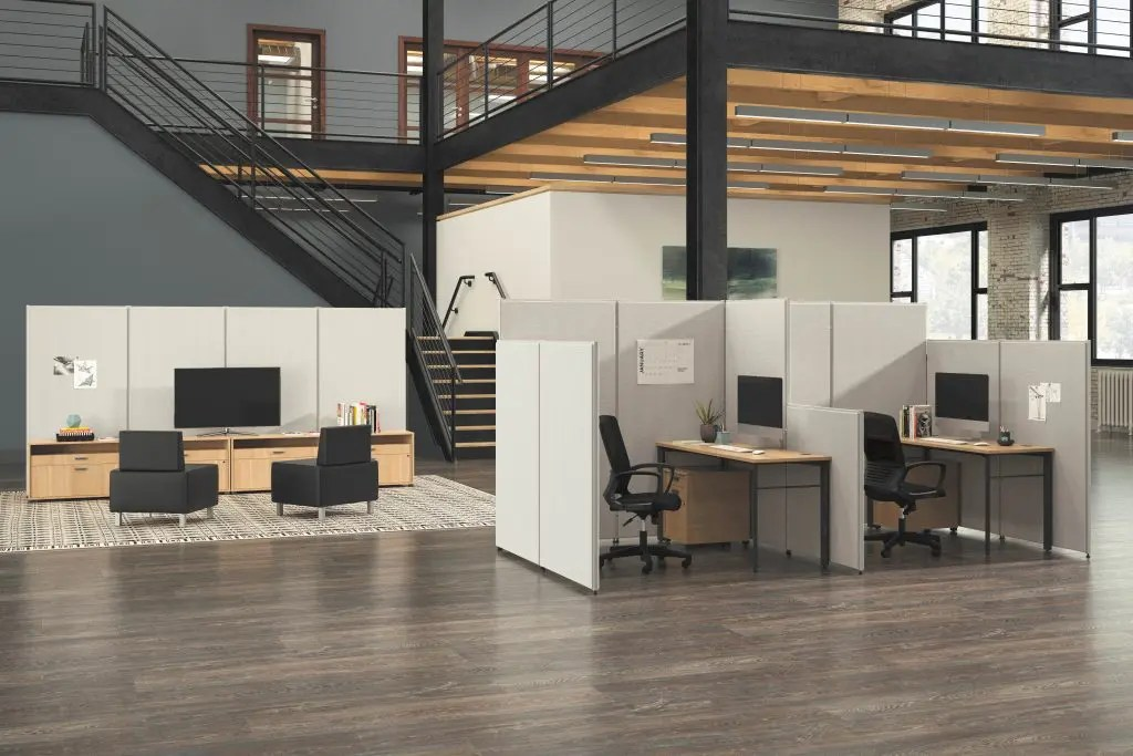 modern loft office furniture