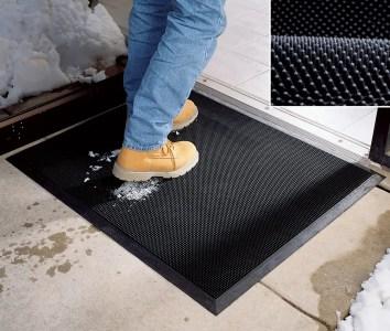 scraper mats