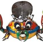 Conrad the Crab Drinks Cooler