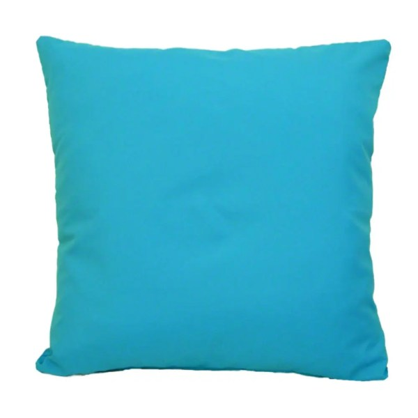 aqua blue water resistant outdoor fabric