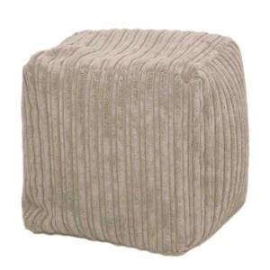 chunky cord cube CREAM DM