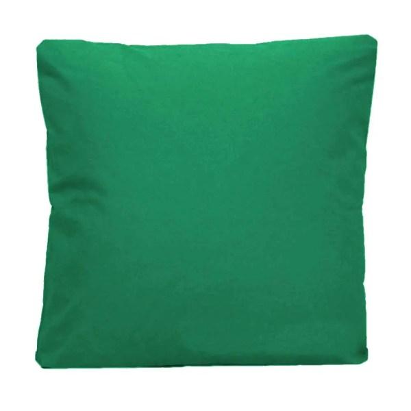 cotton drill cushion cushioncover green