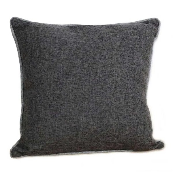 dark grey scatter cushion covers