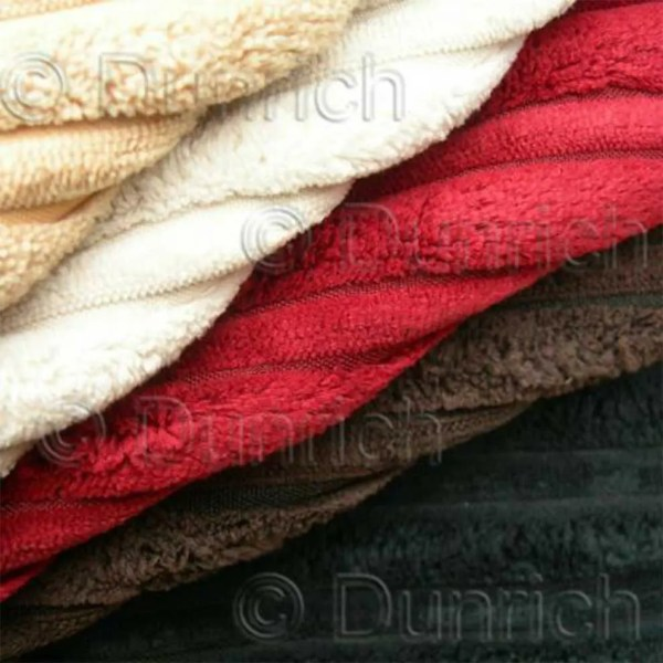 dunrich chunky cord fabric options