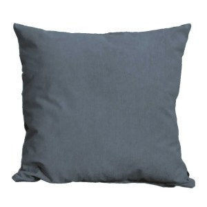 green suede feel scatter cushion