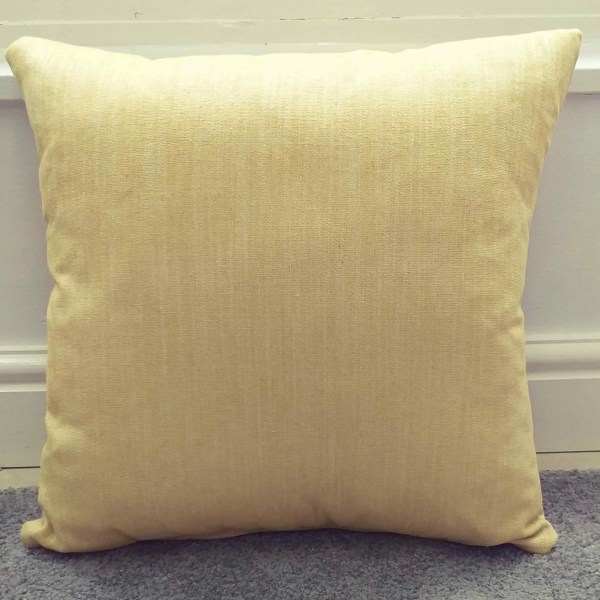 monza group cushion covers ochre