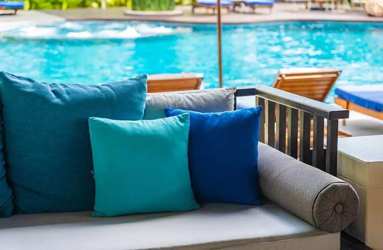 Outdoor Water Resistant Cushions