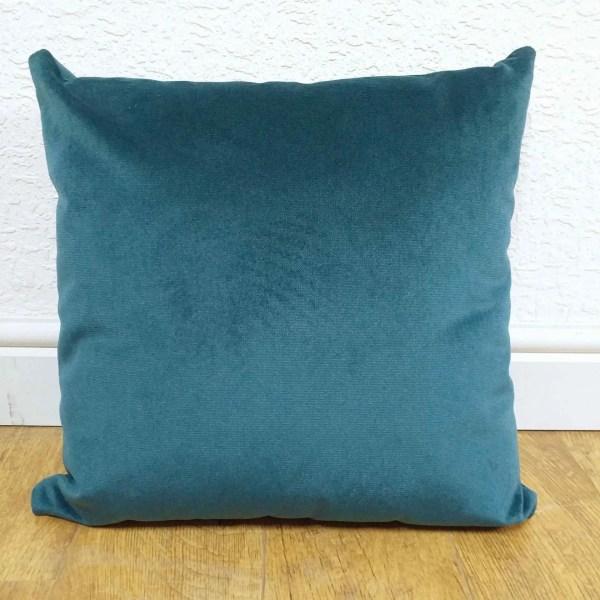 velvet malta cushion covers teal