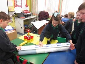 a metre long rocket