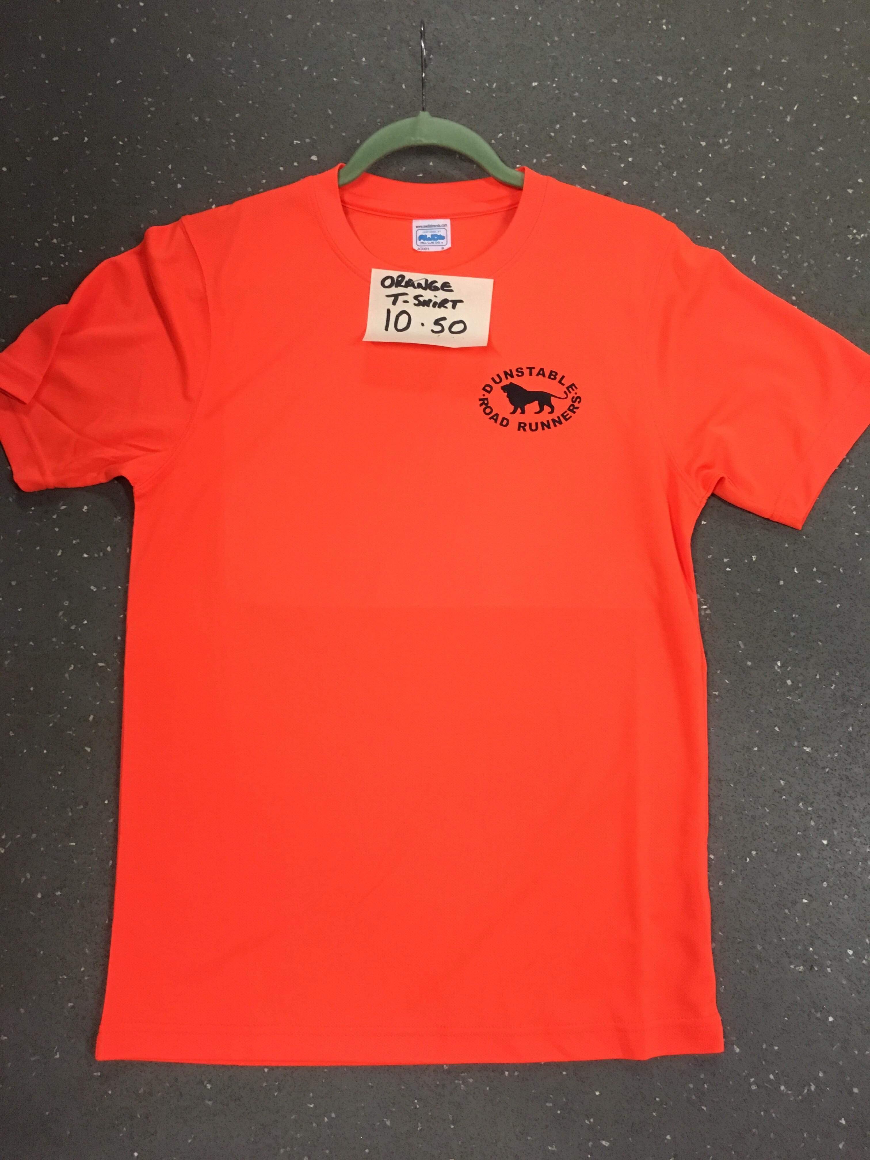 Orange DRR Tshirt