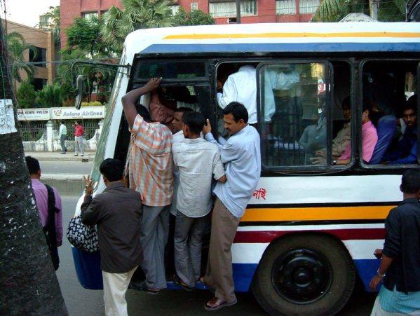 Dhaka otobüs