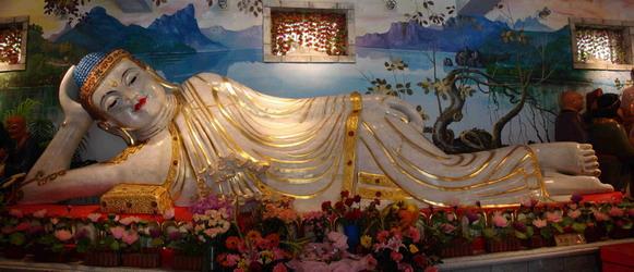 Jade Buddha Şangay