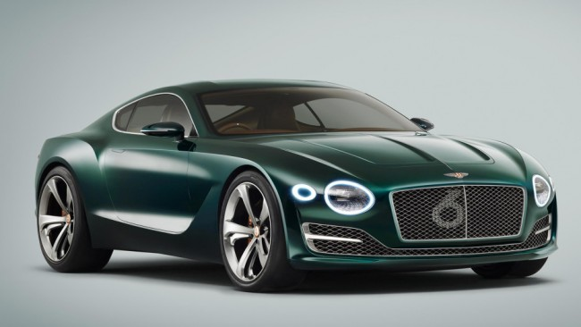 """Bentley's been quiet about technical details for its EXP 10 Speed 6 concept, but the specs don't matter. What's important here is that this svelte, low, two-seater is meant to show us """"the potential Bentley of sports cars""""---meaning the British brand may have some very fun ideas in the works."""