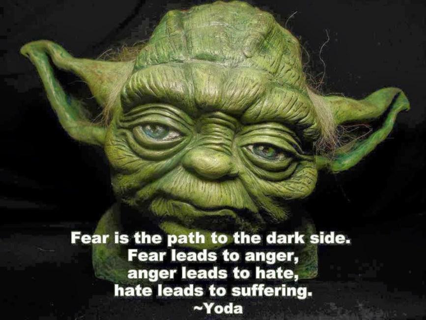 Master Yoda - FEAR
