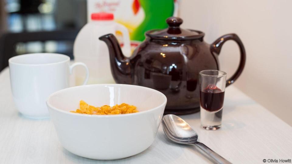Malum, kahvaltı günün en önemli öğünü...
