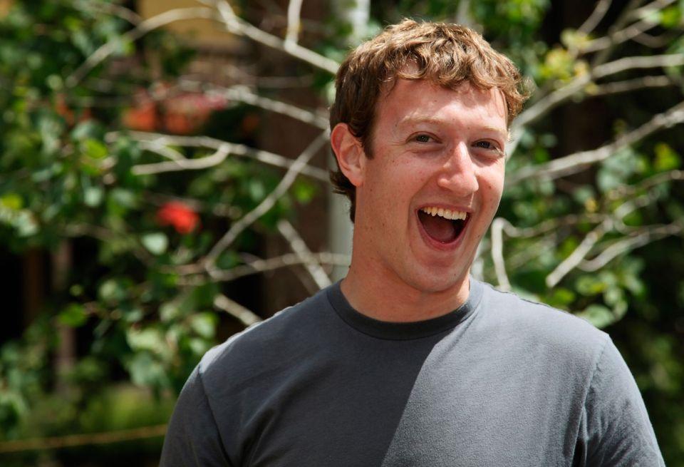 'Yılın İş İnsanları' listesinin birincisi, Facebook'un 32 yaşındaki CEO'su Mark Zuckerberg oldu.