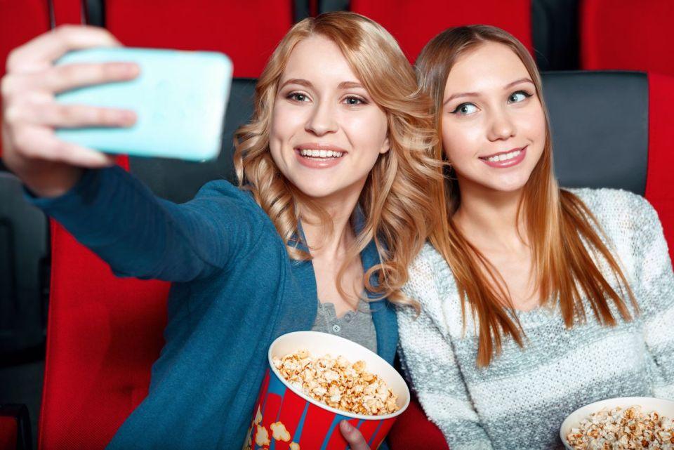 sinema-selfie