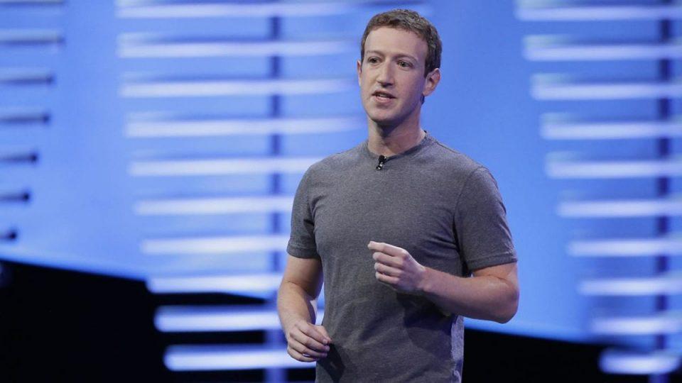 Tüm dünyayı önce birbirine bağlayıp sonra ele geçirmeyi planlayan Mark Zuckerberg.