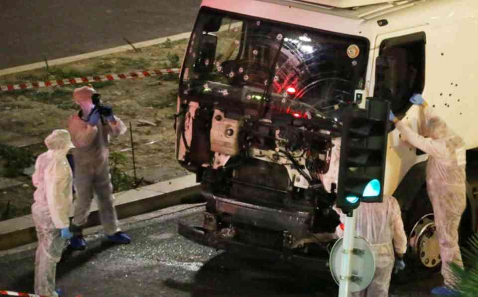 France Truck Attack