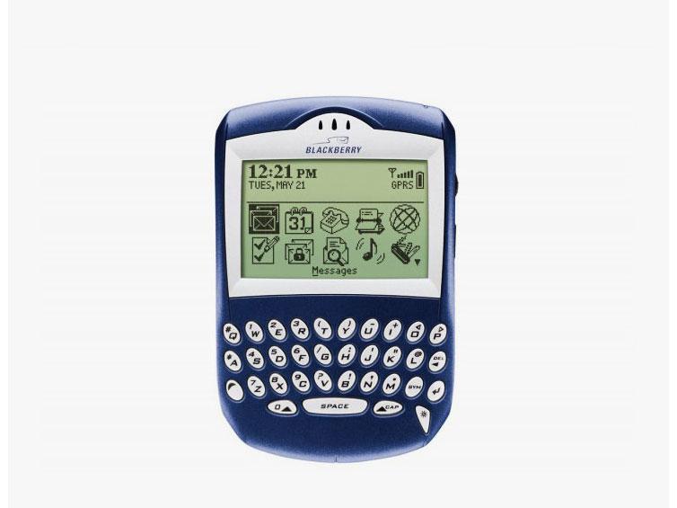 Quark - Telefon, e-posta, web ve anında mesajlaşmayı destekleyen ilk akıllı telefon.
