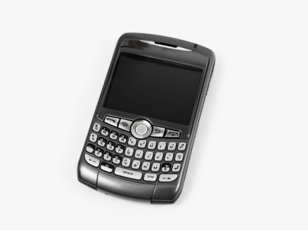 Curve - BlackBerry'nin iPhone'dan önceki son telefonu.