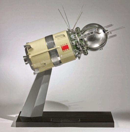 Vostok-1 uzay aracı modeli