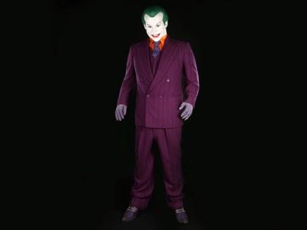 Jack Nicholson'ın Joker kostümü - 12.955 Dolar