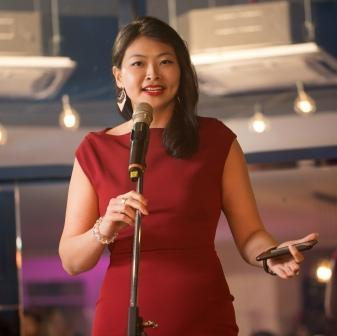 Mei Tan Scoopoint Co-working Founder & CEO